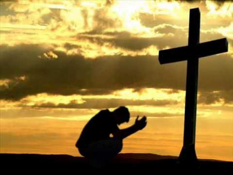 En prière